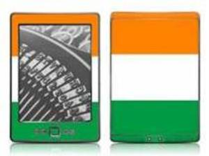 Amazon Euro 2012 Kindle skins