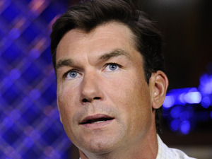 Jerry O&#39;Connell appears on Bravo&#39;s &#39;Watch What Happens Live&#39;, August 2011
