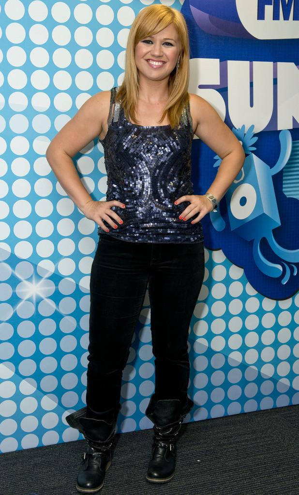 Capital FM's Summertime Ball: Kelly Clarkson