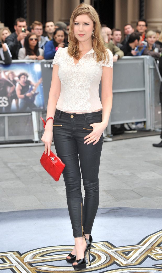 Rock of Ages UK Premiere: Hayley Westenra