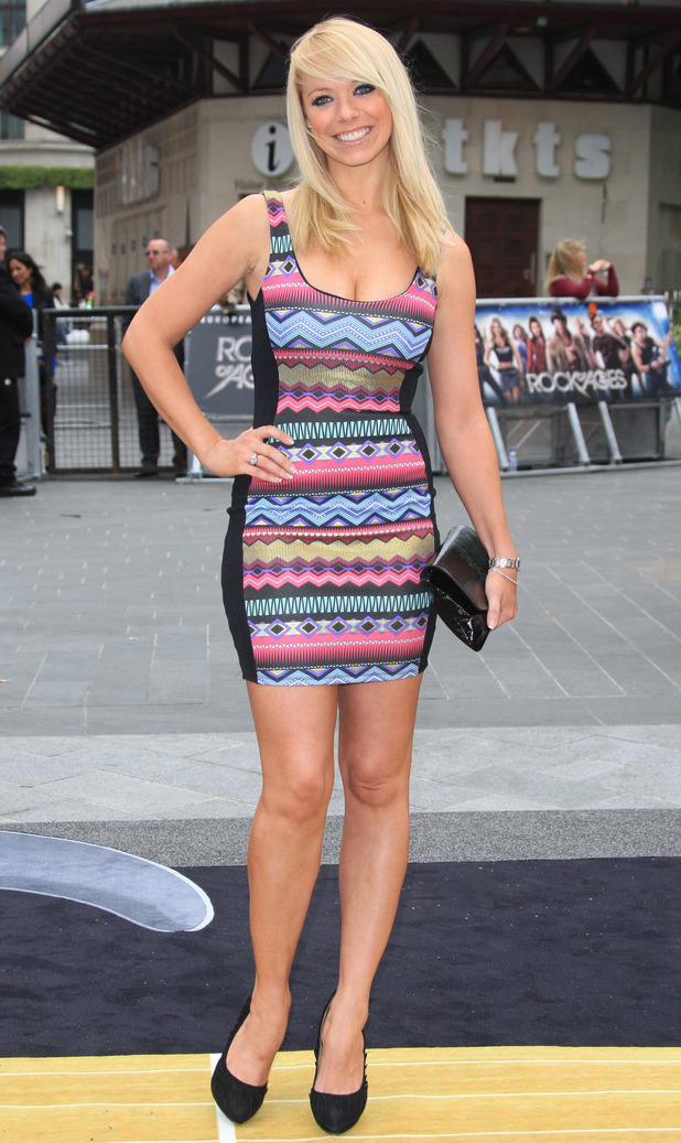 Rock of Ages UK Premiere: Liz McClarnon