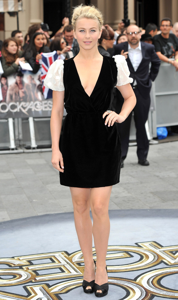 Rock of Ages UK Premiere: Julianne Hough