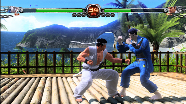 'Virtua Fighter 5: Final Showdown' screenshot