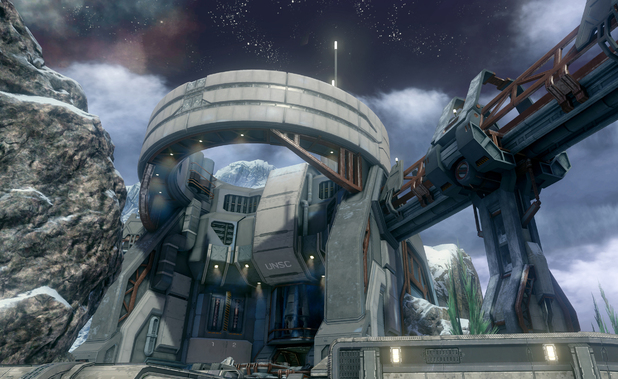 Multiplayer in Halo 4