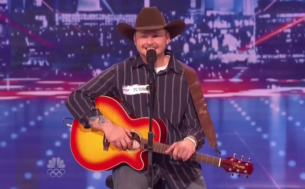 America's Got Talent: Sgt. Timothy Poe