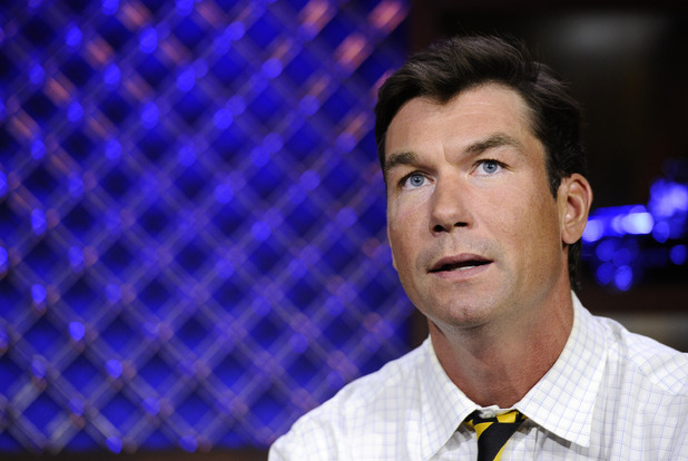 Jerry O'Connell appears on Bravo's 'Watch What Happens Live', August 2011
