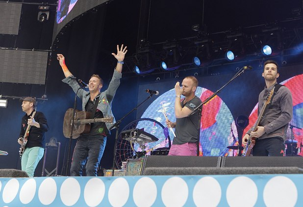 Capital FM&#39;s Summertime Ball: Coldplay