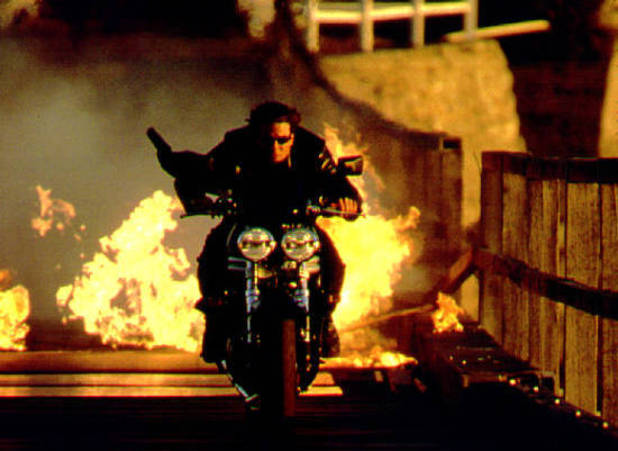 Tom Cruise - Mission: Impossible II