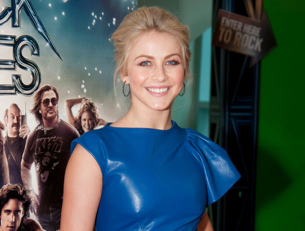 Julianne Hough Screening of 'Rock of Ages' at the Regal Cinema South Beach Stadium - Arrivals Miami Beach, Florida