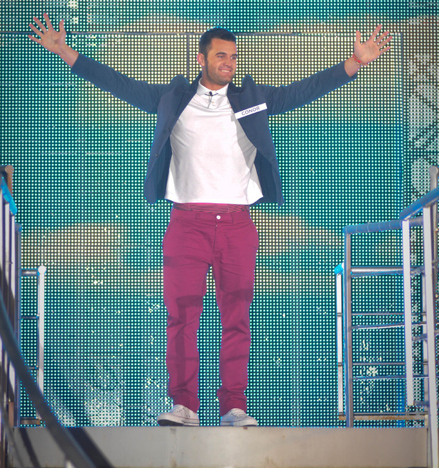 Big Brother 2012: Launch Night