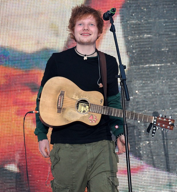 Capital FM's Summertime Ball: Ed Sheeran