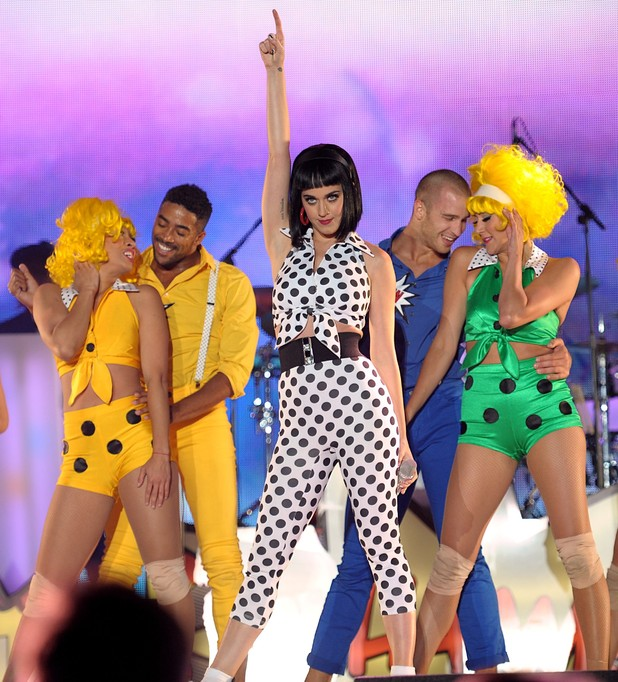 Capital FM's Summertime Ball: Katy Perry