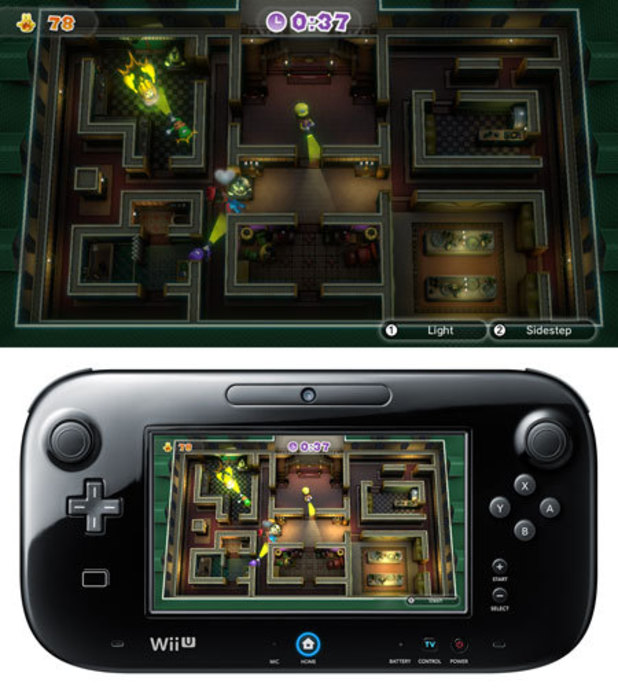 'Nintendo Land' screenshot