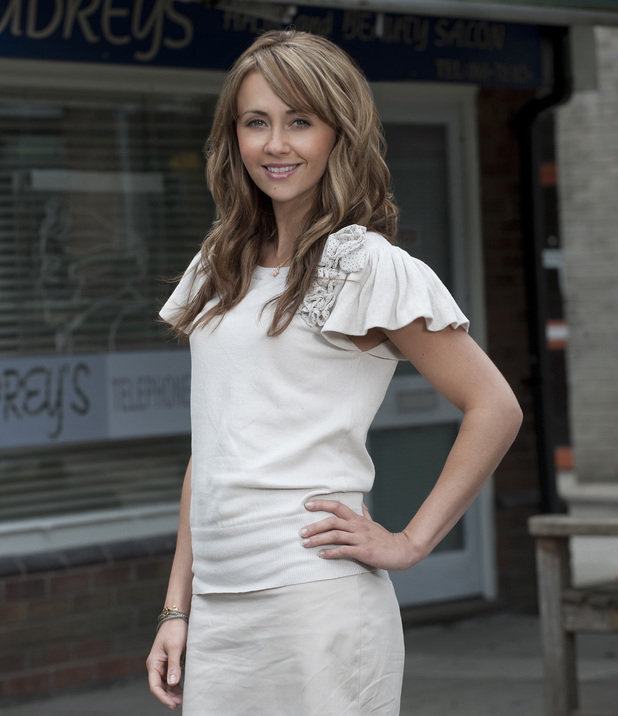 Samia Ghadie as Maria Connor in Coronation Street