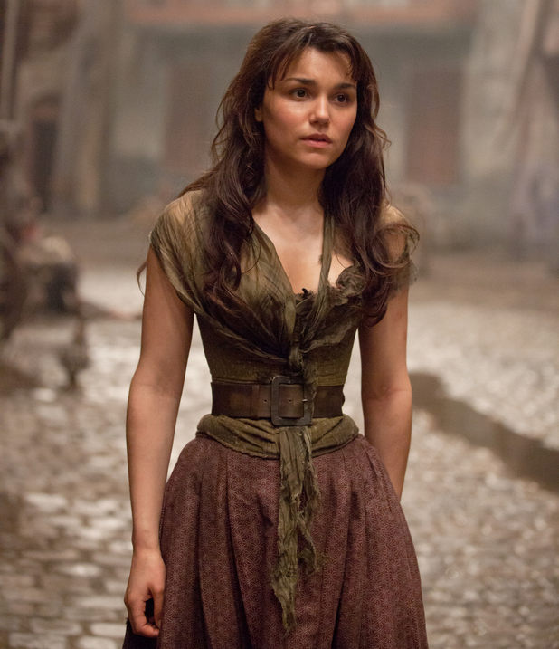 Les Miserables' still