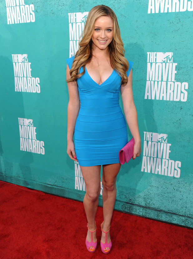 MTV Movie Awards 2012 - The red carpet