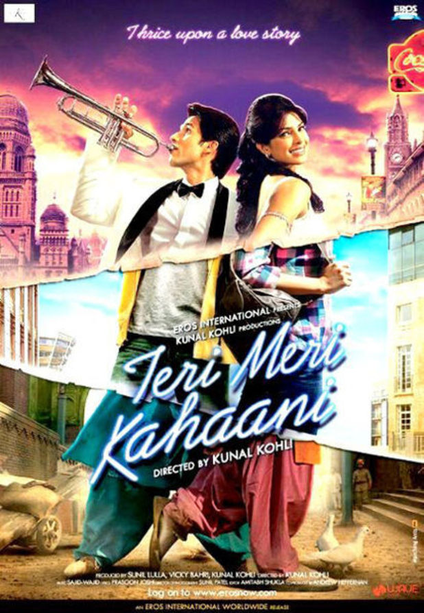 'Teri Meri Kahaani' poster