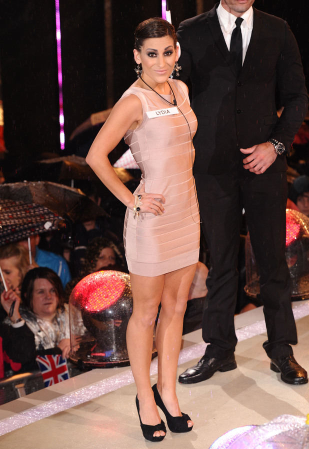 Big Brother 2012 Launch Night: Lydia enters the house