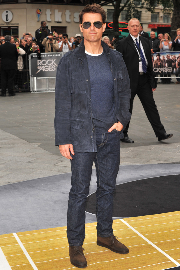 Rock of Ages UK Premiere
