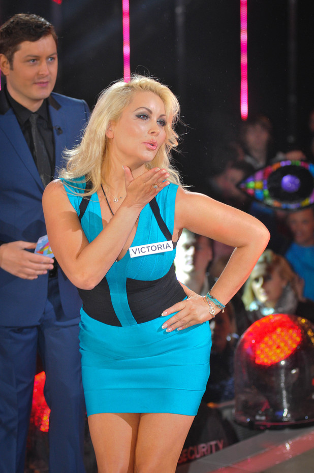 Big Brother 2012 Launch Night: Victoria enters the house
