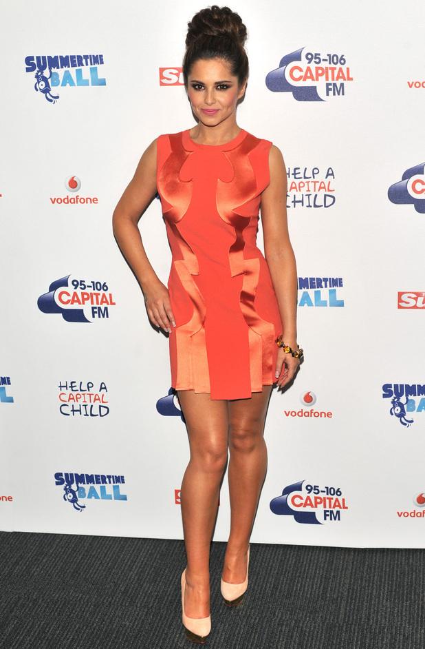 Capital FM's Summertime Ball: Cheryl Cole