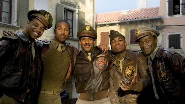 Inspired by the true story of World War II?s first African American fighter squadron, RED TAILS is a thrilling action-packed film with the most realistic dogfights ever to hit the screen.