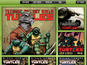 'Ninja Turtles' comics app launches
