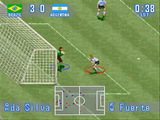 'International Superstar Soccer' screenshot