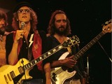 Fleetwood Mac's Bob Welch and Mick Fleetwood