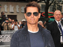 Tom Cruise suggests his wife and daughter were reason for Rock of Ages role.