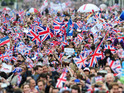 "Viewers and critics say Diamond Jubilee coverage was ""tedious"" and ""inane""."