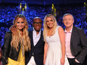 "Judges, including guest Louis Walsh, reportedly insulted by ""awkward"" audition."