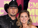 Country star Jason Aldean ends his marriage to Jessica Ussery after 12 years.