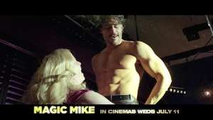 'Magic Mike' Digital Spy exclusive red band trailer - NSFW video