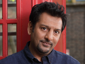 Nitin Ganatra as Masood Ahmed in EastEnders