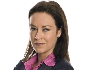 Elisabeth Dermot Walsh as Zara Carmichael in Doctors