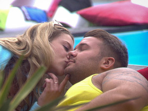 Big Brother 2012: Day 9 - Lauren and Chris