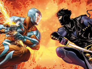 Ninjak returns in 'X-O Manowar'