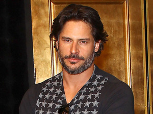 Joe Manganiello arrives for Rehab Sundays at the Hard Rock Hotel and Casino. Las Vegas