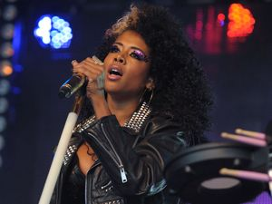Lovebox festival at Victoria Park - Day 1: Kelis