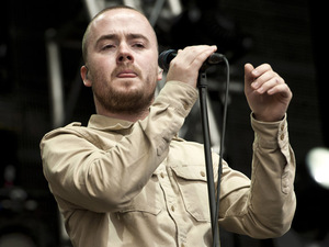 Lovebox festival at Victoria Park - Day 2: Maverick Sabre