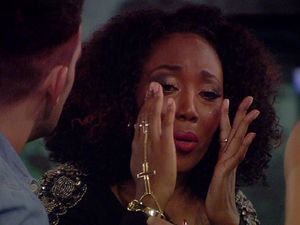 Big Brother Day 11: Shievonne is sad that Chris has left.