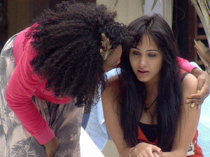 Big Brother Day 6: Deana crying.
