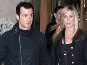 Justin Theroux, Jennifer Ansiton