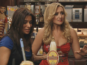 Eva and Sunita try to hid the fact that Craig's pet rat has escaped when an inspector comes calling at the pub