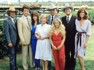 The cast of &#39;Dallas&#39;