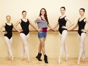 The cast of &#39;Bunheads&#39;