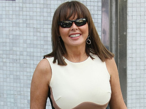 Carol Vorderman at the ITV studios London