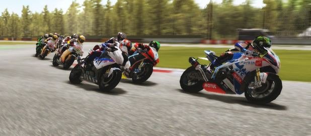 SBK Generations: Screenshot