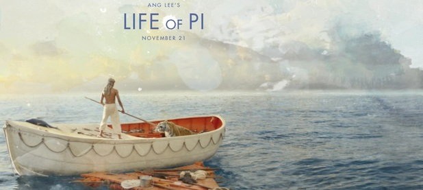 'Life of Pi' banner image